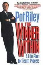 The Winner Within: A Life Plan for Team Players, Pat Riley, Very Good Book