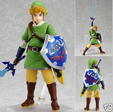 Max Factory Figma No.153 Link The Legend of Zelda Skyward Sword Action Figure
