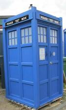 Police telephone box FULL SIZE   4ft x 4ft x 8ft