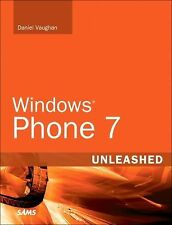 Windows Phone 7.5 Unleashed, Vaughan, Daniel, New Book