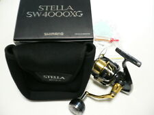 13 Shimano Stella SW 4000XG Spinning Reel Very Good W/Box