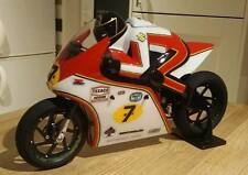 Kamtec M3R 16 moto 3 1:5 rc motor bike body 3 pièce set lexan £ 29.99