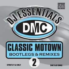 DMC DJ Essentials Classic Motown Bootleg Remixes & Two Trackers CD