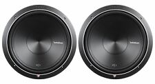 "(2) Rockford Fosgate Punch P1S2-15 P1 15"" 1000 Watt Car Audio Subwoofers Subs"