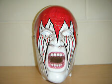 DEMOLITION SMASH WRESTLING MASK FANCY DRESS UP COSTUME OUTFIT WWE WWF ADULT KIDS