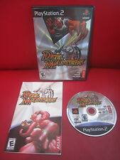 DUEL MASTERS - Limited Edition (Sony PlayStation 2) Complete