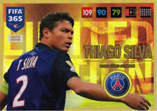 Thiago Silva LIMITED EDITION Panini Adrenalyn XL FIFA 365 2017