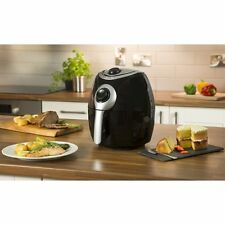 Swan Low Fat Health Air Fryer with 3.2L Capacity & 1350W in Black - NEW