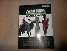 Hero System 5th Ed Champions Champions Worldwide
