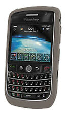 Original BlackBerry 8900 Curve Skin Case - Smoke Grey
