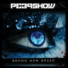 Peepshow - Brand New Breed CD 2011 Sleaze Glam Metal, renamed to States Of Panic