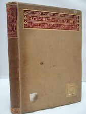 1897 - The Homes and Haunts of Sir Walter Scott by G G Napier SIGNED - Illust
