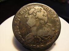 1CL(320) - LOUIS XVI - 2 SOLS AU FAISCEAU - 1792 W - DE QUALITE !