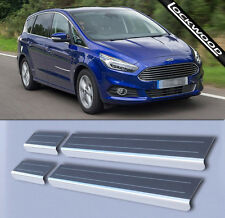 Ford S-Max Mk2 (Released approx. 2015) Sill Protector Kick Plates