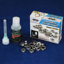 Yeah Racing RC Cars PTFE Bearing Set w/Oil 3Racing Sakura D3 CS Sport #YB0271BX