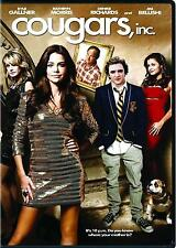 Cougars, Inc. (DVD) Kyle Gallner, Kathryn Morris, James Belushi NEW