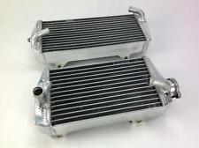 SUZUKI RMZ 450 2007 07 OVERSIZED PERFORMANCE RADIATORS RADS