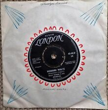 BILLY VAUGHN AND HIS ORCHESTRA - MISSOURI WALTZ/MY HAPPINESS RARE INDIA PRESS