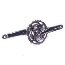 Shimano XT FC-M782 MTB Crankset 170mm 10-speed 40/30/22 Black