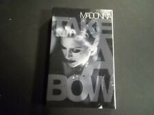 MADONNA Take A Bow CASSETTE SINGLE~