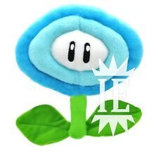 SUPER MARIO BROS. FIORE DI GHIACCIO PELUCHE ice flower plush fuoco Galaxy new ds