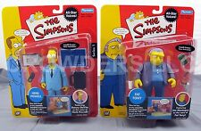 Simpsons All-Star Voice Fat Tony & Herb Powell Intelli-Tronic Voice Activation