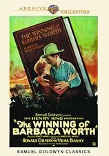 WINNING OF BARBARA WORTH - (1926 Ronald Colman) Region Free DVD - Sealed