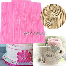 Tree Lace Vein Silicone Fondant Mould Cake Decorating Sugar Baking Icing Mold