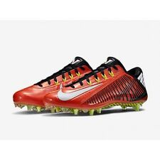 New NIKE Vapor Carbon 2014 Elite TD Mens Football Cleats - Orange Flash Size 13