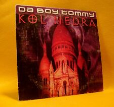 Cardsleeve Single CD Da Boy Tommy Kol Nedra 2TR 2000 Jumpstyle