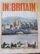Vintage Collectable Magazine Coming Events In Britain July - 1964