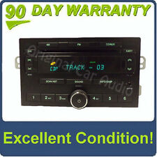 2006 Chevrolet Optra OEM Stereo MP3 CD Player Aux 96805108