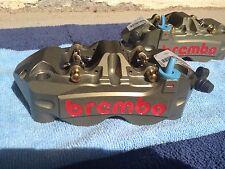 Brembo Moto GP Monoblock Calipers X99C460 X99C461