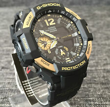 CASIO G SHOCK GA-1100-9GER GRAVITYMASTER AVIATION COMPASS THERMOMETER BRAND NEW