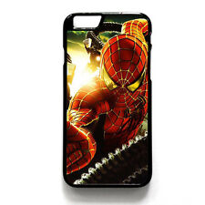 Case For iPhone 4/4s 5/5s 6/6s Plus iPod Touch Spiderman Superhero Marvel Comics