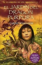 El jardin del dragon purpura-ExLibrary