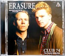 Erasure - Club 74 The Remixes - Audio CD