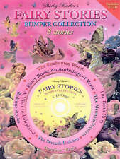 Shirley Barber's Fairy Stories with 2 Audio cd`s,GOOD