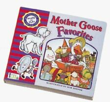 Mother Goose Favorites: With Matching Foam Play Pieces (Place N Play)