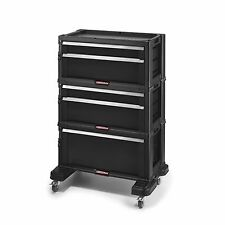 Craftsman Tool Chest 5 Drawer Rolling Mobile Tool box Cabinet Storage Stackable