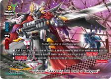 """Buddyfight x 1 Gojinmaru """"Ghoul Deity Arts, Dance of Yashagami!"""" [D-BT02/0004EN"""