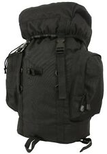 BLACK Military Tactical 25L Liter Rio Grande Camping Hunting Backpack 2448