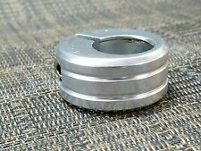 "redline rl 25 old BMX silver seat clamp 1"" freestyle bike peregrine haro hutch"