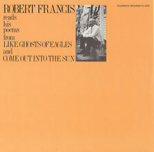 Robert Francis Reads His Poems - Robert Francis (2009, CD NEUF) CD-R