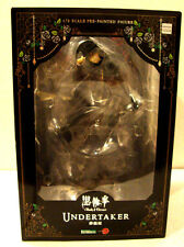KOTOBUKIYA ARTFX J BLACK BUTLER BOOK OF CIRCUS UNDERTAKER FIGURE MIB
