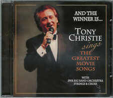 Tony CHRISTIE - Sings the greatest Movie Songs / Gute 1999er Neuware, new Cd ! !