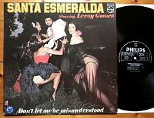 Santa Esmeralda - Don't let me be misunderstood Leroy Gomez - France 1977 - Puma