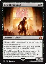RELENTLESS DEAD Shadows over Innistrad MTG Black Creature — Zombie Mythic Rare