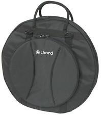 Chord 173.592 Gig Bag Acolchado durable para transportar y almacenar platillos-Nuevo