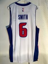 Adidas Swingman 2015-16 NBA Jersey Pistons Josh Smith White sz XL